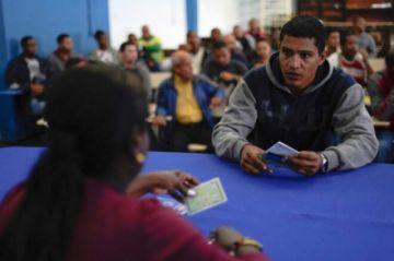 Desempleo récord en Brasil : 14,7% en el primer trimestre