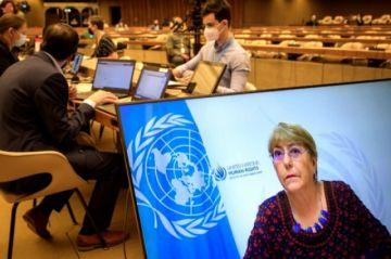 """Los bombardeos israelíes en Gaza pueden ser """"crímenes de guerra"""", dice Bachelet"""