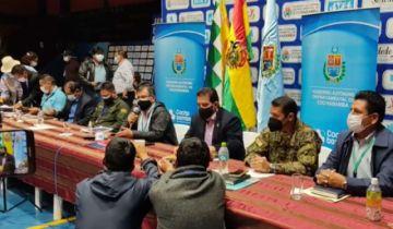 Cochabamba determina cuarentena rígida para fines de semana y feriados