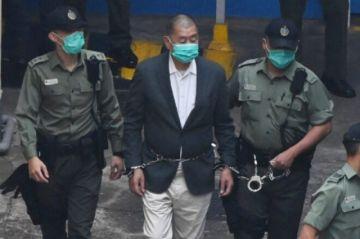 La justicia de Hong Kong condena a nueva pena al magnate de la prensa Jimmy Lai