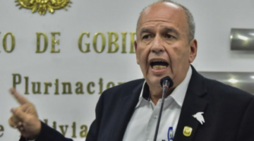 Caso gases lacrimógenos: Empresa intermediaria no pagó impuestos por los $us 5,6 millones