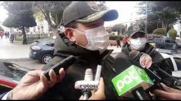 Policía reporta que hay un muerto y 19 efectivos infectados por coronavirus en la tercera ola