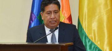 Fiscalía presenta solicitud de extradición del exministro Murillo