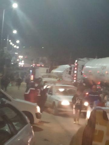 Levantan bloqueo en Villazón tras acuerdo con actores educativos