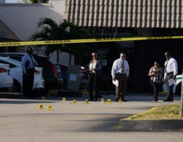 Estados Unidos: Dos muertos y 20 heridos en un tiroteo en Miami