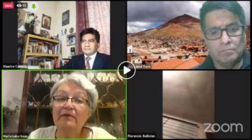 Conversatorio demuestra el origen boliviano de la morenada