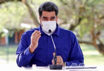 Maduro espera para junio más de 5 millones de vacunas del Covax para Venezuela
