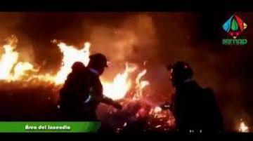 Buscan sofocar los focos de calor en el área protegida de Otuquis