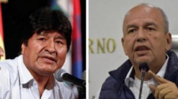 Evo Morales: ¿Dónde está CNN, Añez, Almagro?, por favor defiendan a Arturo Murillo