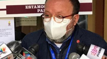 """Narváez: """"Autoridades ya deberían acopiar oxígeno y medicamentos para La Paz. Lo que viene es complicado"""""""