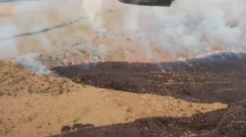 El fuego en Otuquis está controlado, asegura el Gobierno