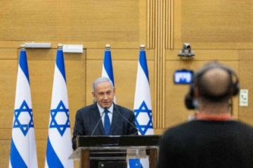 Opositores negocian alianza para sacar del poder a Netanyahu