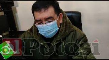 Policía tiene a una treintena de efectivos infectados con covid-19