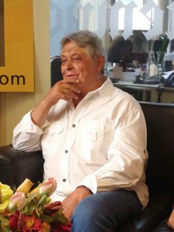 Expresidente Jaime Paz Zamora da positivo a coronavirus