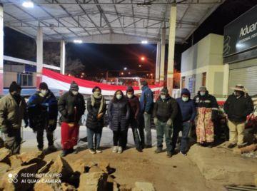 Ministerio de Salud informa que se liberó el paso de oxígeno y medicamentos retenidos en frontera con Argentina