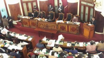 Ministro Lima niega fraude electoral y dice que llevarán el caso al Consejo de Seguridad de la ONU