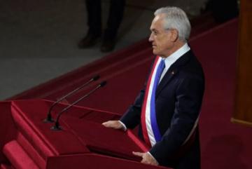 """Piñera dice que """"ha llegado el tiempo del matrimonio igualitario"""" en Chile"""