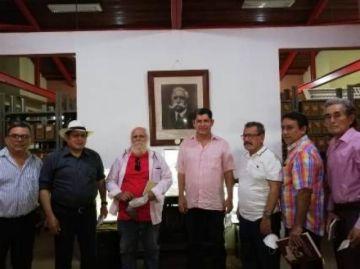 La Fundación Cultural BCB aporta en reapertura de espacio cultural en la amazonía beniana