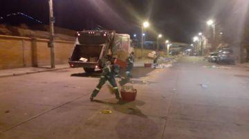 EMAP suspenderá servicio de recolección de basura por el feriado