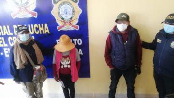 Justicia dicta detención preventiva a pareja de jóvenes acusada de agredir a su bebé