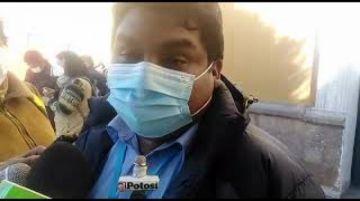 Informan que Potosí tendrá mayor oferta de oxígeno medicinal