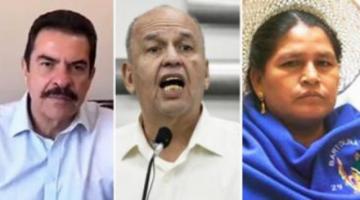 Comisión legislativa aprueba informes de juicios de responsabilidades contra Mafred, Murillo y otros