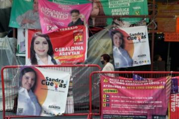 México celebrará elección legislativa marcada por pandemia y campaña sangrienta