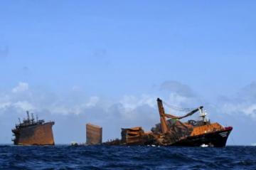 Sri Lanka prepara la protección de sus costas contra un posible derrame de petróleo