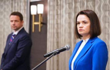 """Disidente bielorruso encarcelado fue entrevistado """"bajo presión"""", denuncia líder opositora"""