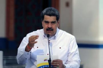 """""""¡Miserables!"""" : Maduro critica a EEUU por excluir a Venezuela de donación de vacunas"""