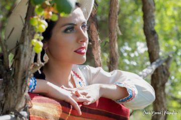 La Señorita Potosí 2021 saluda el aniversario de su tierra