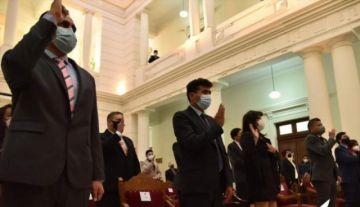 Gobierno denuncia 'desacato' del TSJ a la Constitución y otras normas tras posesión de nuevos vocales