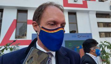 Embajador alemán dice que es prioridad para su país conseguir litio y espera que se retome proyecto con Bolivia