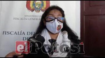 Fiscalía en Potosí incrementará fiscales ante aumento de violencia