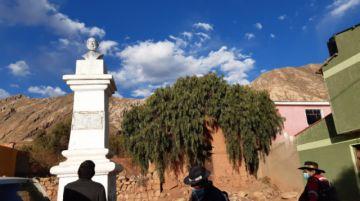 Encuentran el posible lugar en el que Bolívar almorzó en 1825 antes de ingresar a Potosí