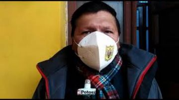 Alcalde Llally anuncia cambio de la planta de oxígeno