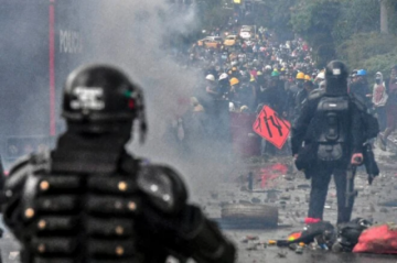 Duque anuncia reforma de la policía de Colombia, cuestionada por abusos de derechos humanos