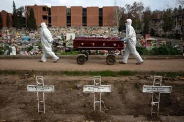 Chile supera los 30.000 muertos por covid-19 y prorroga cierre de fronteras hasta fin de junio