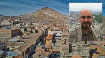 Llega delegación de la ONU para coordinar el futuro crecimiento urbano de Potosí