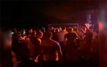 Gobernación de Santa Cruz formaliza denuncia contra organizadores de fiesta ilegal en Warnes