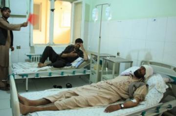 Los talibanes matan a 10 operarios de desminado en Afganistán