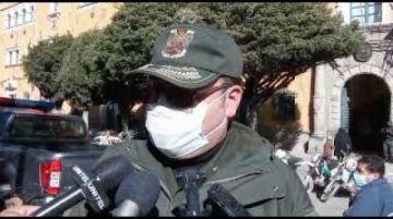 Policía advierte incremento de decesos a causa del coronavirus
