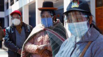 Sedes: La Paz ya ingresó a la meseta de contagios, los más afectados tienen entre 30 y 39 años