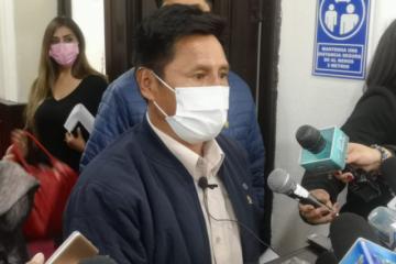 Tras pelea, diputado del MAS por Potosí pide al senador Montero y Creemos reconciliación