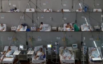 Brasil espera un tercer embate del coronavirus