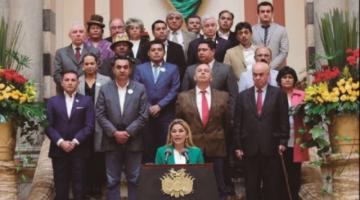 Caso gases lacrimógenos: Añez, Coímbra, Guzmán y Arias declararon y citan a otros 10 exministros