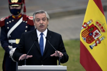 Alberto Fernández dice que los brasileños vienen de la selva y los argentinos de Europa