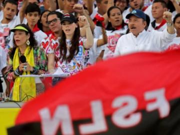 """Gobierno de Nicaragua dice que solo quienes cometen delitos son """"perseguidos"""""""