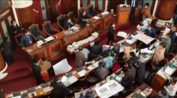 Remiten cuatro denuncias a la Comisión de Ética donde el MAS y Creemos se acusan por agresión