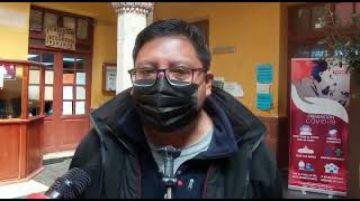 Anuncian visita al Centro Covid de Pary Orcko ante denuncias
